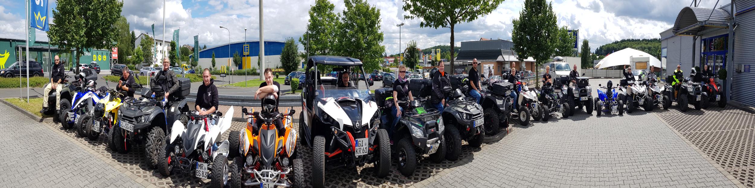 Quad- und ATV Crew Giessen